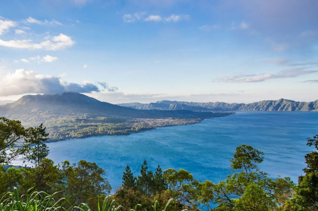 Batur See, Kintamani, Bali