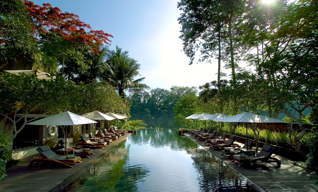 Hotel Maya-Ubud Bali