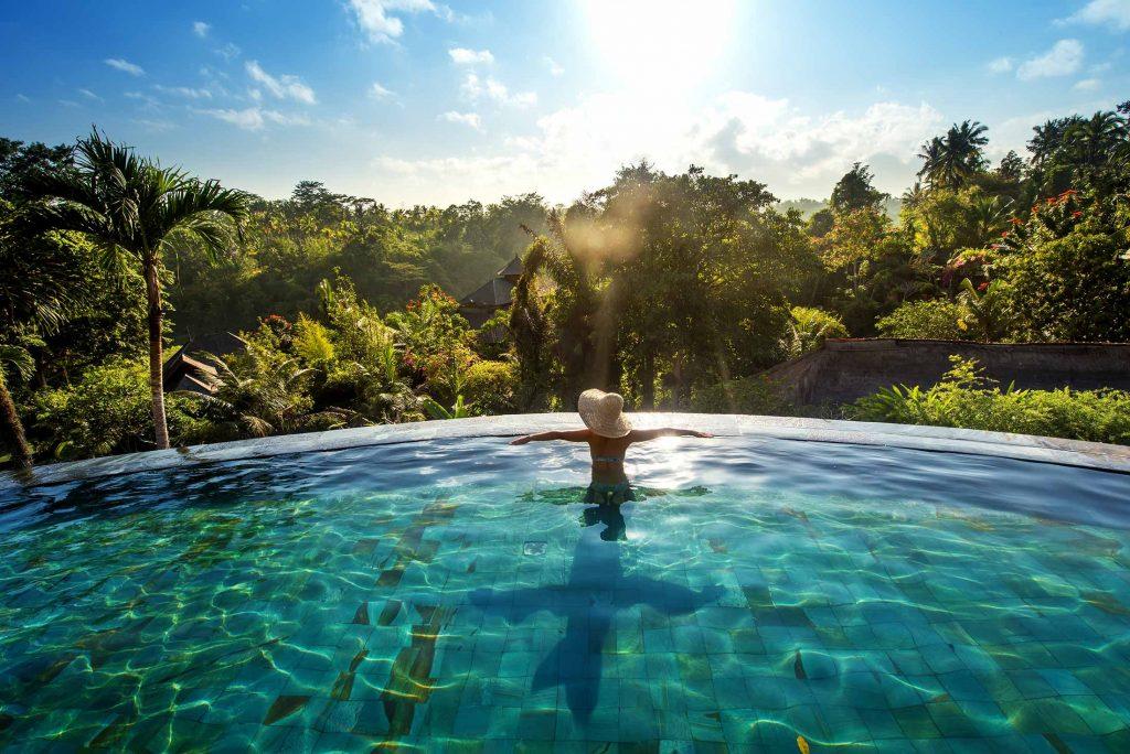 Top Hotels und Villen auf Bali