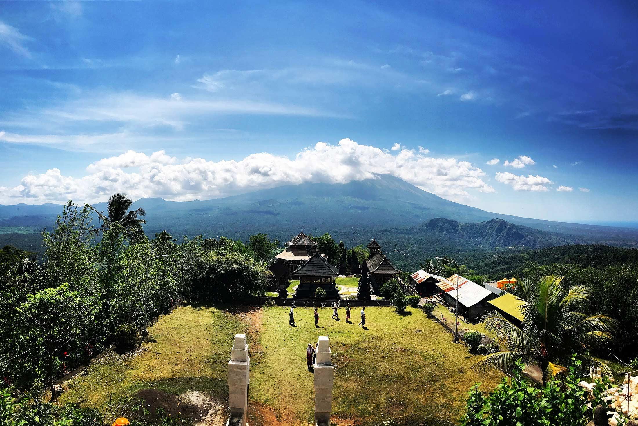 Wetter auf Bali